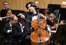 Cellist Daniel Müller-Schott