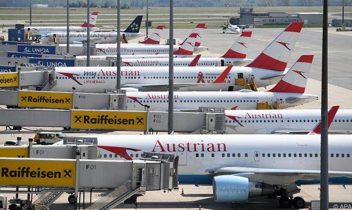 Lufthansa hat in Europa die Nase vorn