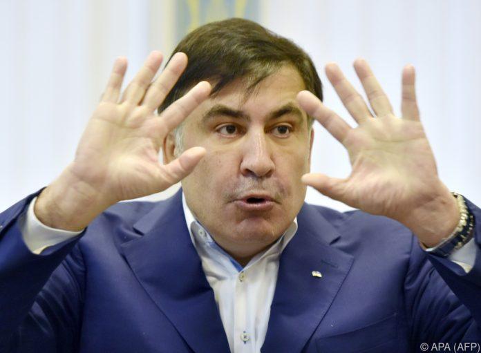 Ex-Präsident Saakaschwili in Georgien zu drei Jahren Haft verurteilt