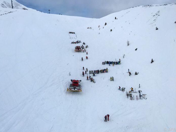 Toter nach Lawinenunglück in Osttirol