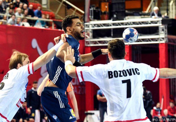 Handball-EM: Frankreich in der Hauptrunde
