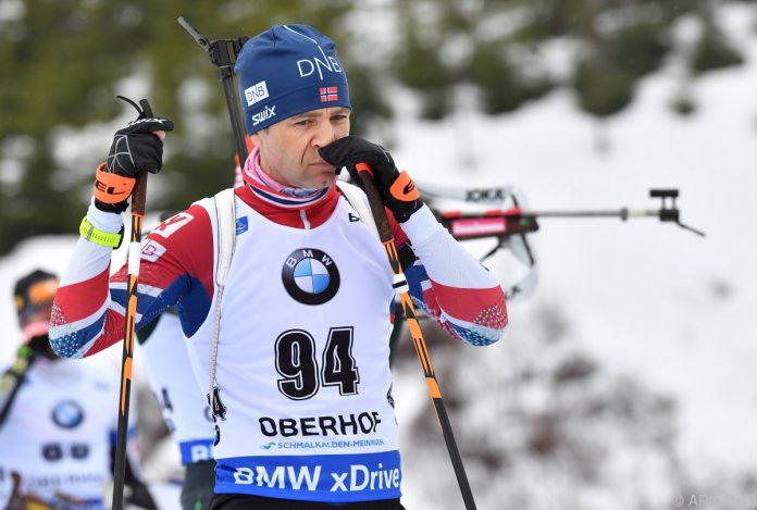 Björndalen nicht an den Olympischen Spielen