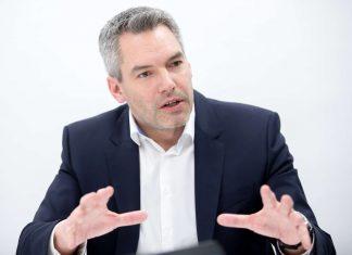 """Der designierte ÖVP-Generalsekretär Karl Nehammer will den """"neuen Stil"""" fortsetzen."""