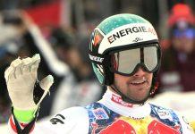Hannes Reichelt (ganz oben) und Vincent Kriechmayr holte die Ränge drei und vier.