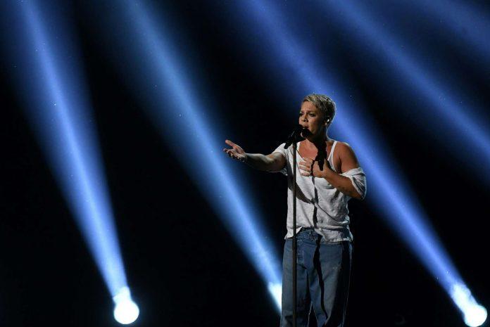 Justin Timberlake wird die Halbzeitpause füllen für die Hymne zeichnet P!nk verantwortlich