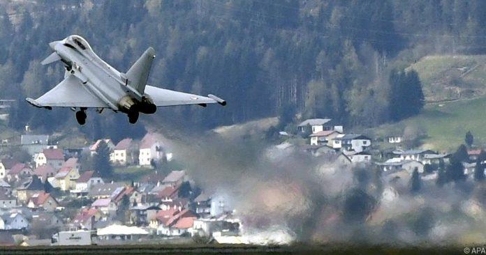 Millionen Euro Bußgeld wegen Eurofighter
