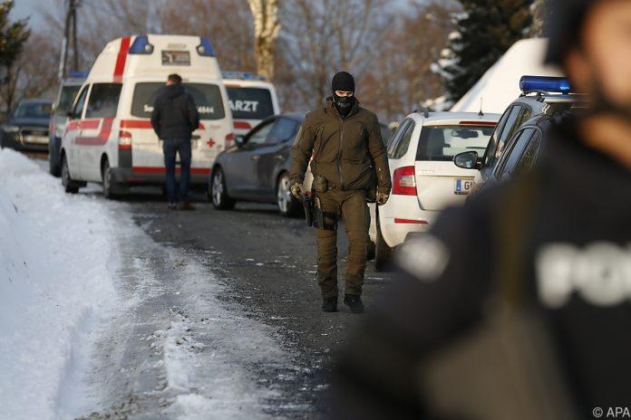 Vier Tote in der Steiermark: Mann tötete Mutter und Geschwister
