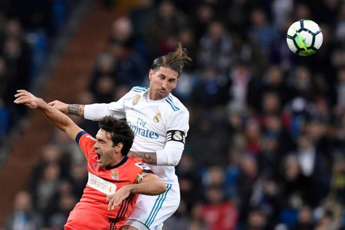 Bei der Generalprobe gegen Real Madrid (2:5) gab's für Xabier Prieto (l.) wie zuletzt so oft nichts zu holen.