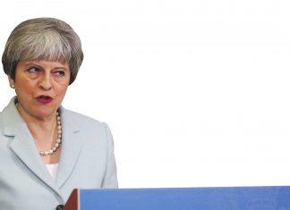 Nicht wirklich fit für einen geordneten Brexit: Theresa May.