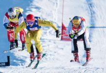 Robert Winkler (r.) ist einer von vier Österreichern mit Medaillenchancen, die Sprünge in Bokwang sind dem Steirer bis jetzt aber noch zu hoch.