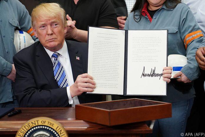 EU und USA weiter uneins über Strafzölle