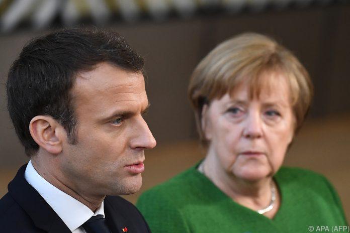 Medienbericht: Keine gemeinsamen Vorschläge von Berlin und Paris