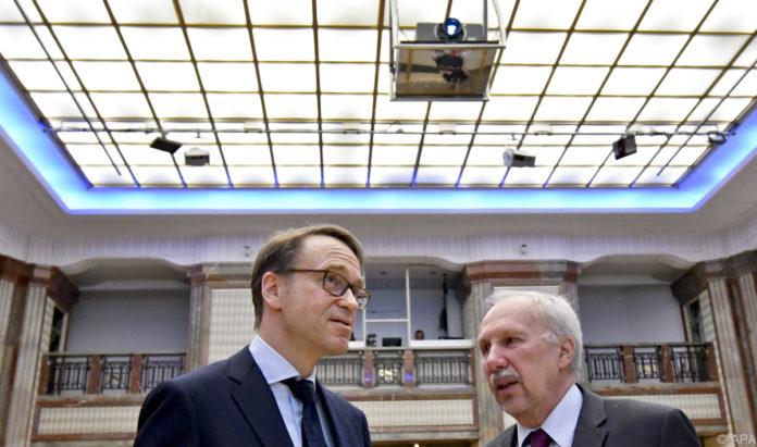 Bundesbank-Präsident rechnet mit Zinsanhebungen ab 2019