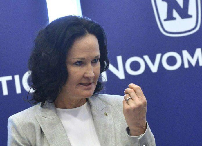 Eva Glawischnig arbeitet nun bei Novomatic