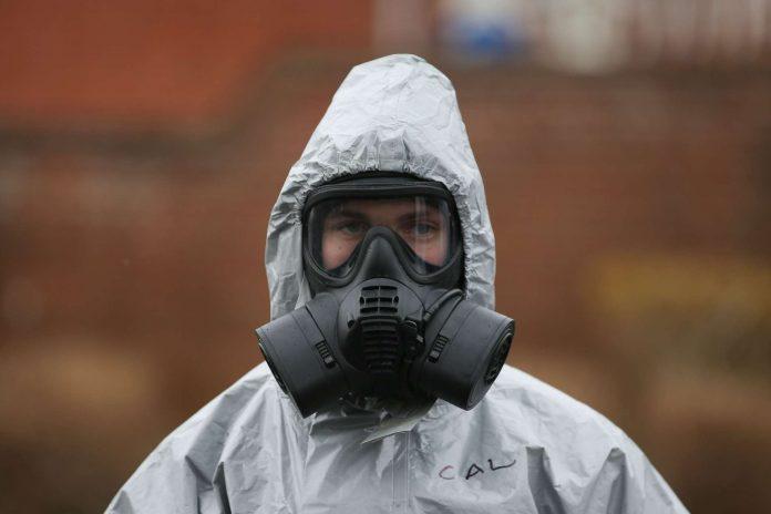 Britische Militärspezialisten fanden russsische Giftspur.