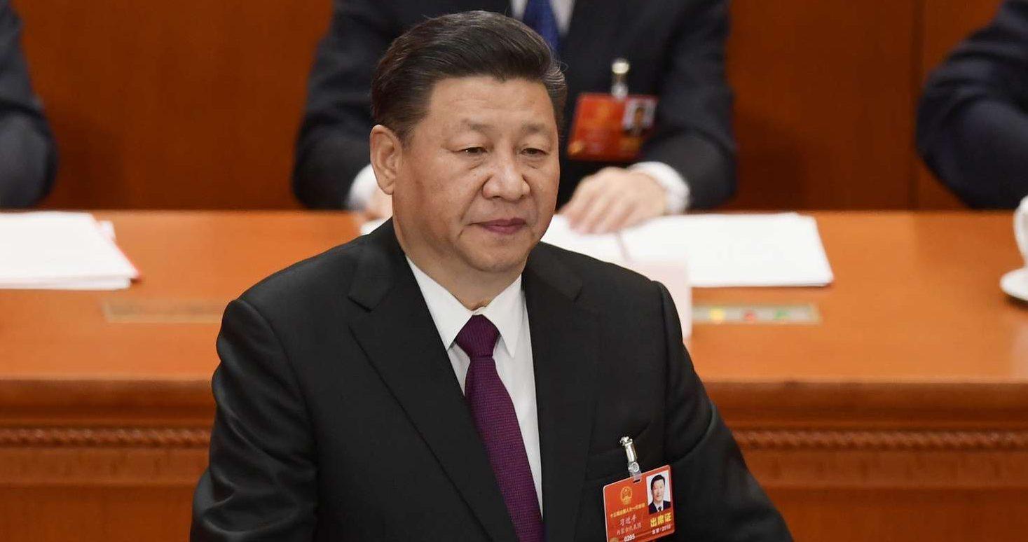 Martialische Töne: Xi Jinping