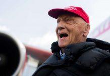 Im Jänner präsentierte er die österreichische Lösung für die insolvente Airline Niki, nun will Lauda die Laudamotion verkaufen und mit Hilfe von Ryanair erfolgreich machen.