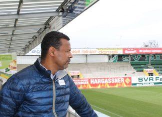 Lassaad Chabbi bleibt Trainer von Fußball-Erstligist SV Guntamatic Ried, wie Finanzchef Roland Daxl (kl. Bild) dem VOLKSBLATT bestätigte.