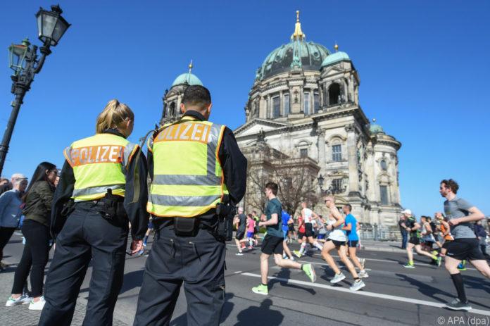 Polizei verhinderte Anschlag auf Berliner Halbmarathon