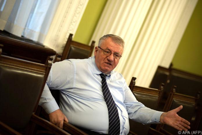 Zehn Jahre Haft für Nationalist Seselj