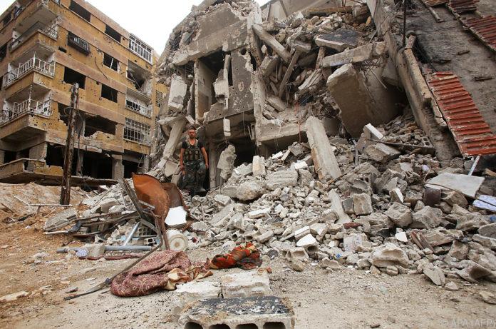 Ost-Ghuta: Syrische Armee startet Militäroperation gegen Dschaisch al-Islam