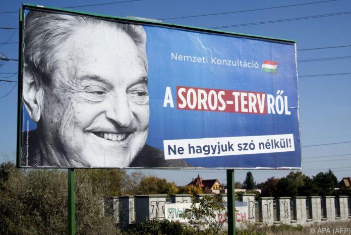 Anfeindungen in Ungarn: Soros-Stiftung zieht offenbar von Budapest nach Berlin