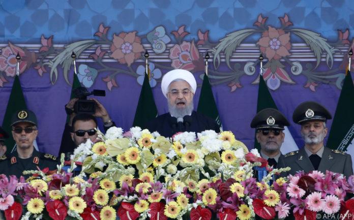 Macron - Trump dürfte sich wohl gegen Iran-Atomabkommen entscheiden