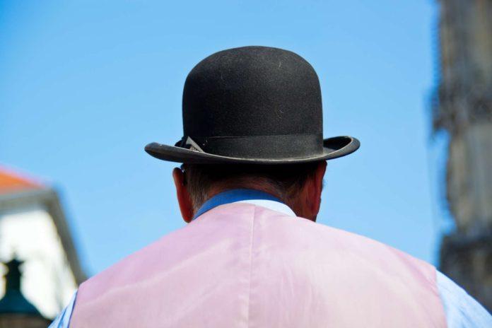 Hut eines Fiakers in Wien