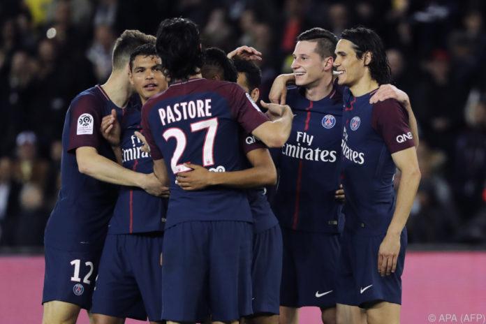 Paris St. Germain kantert sich zum Titel