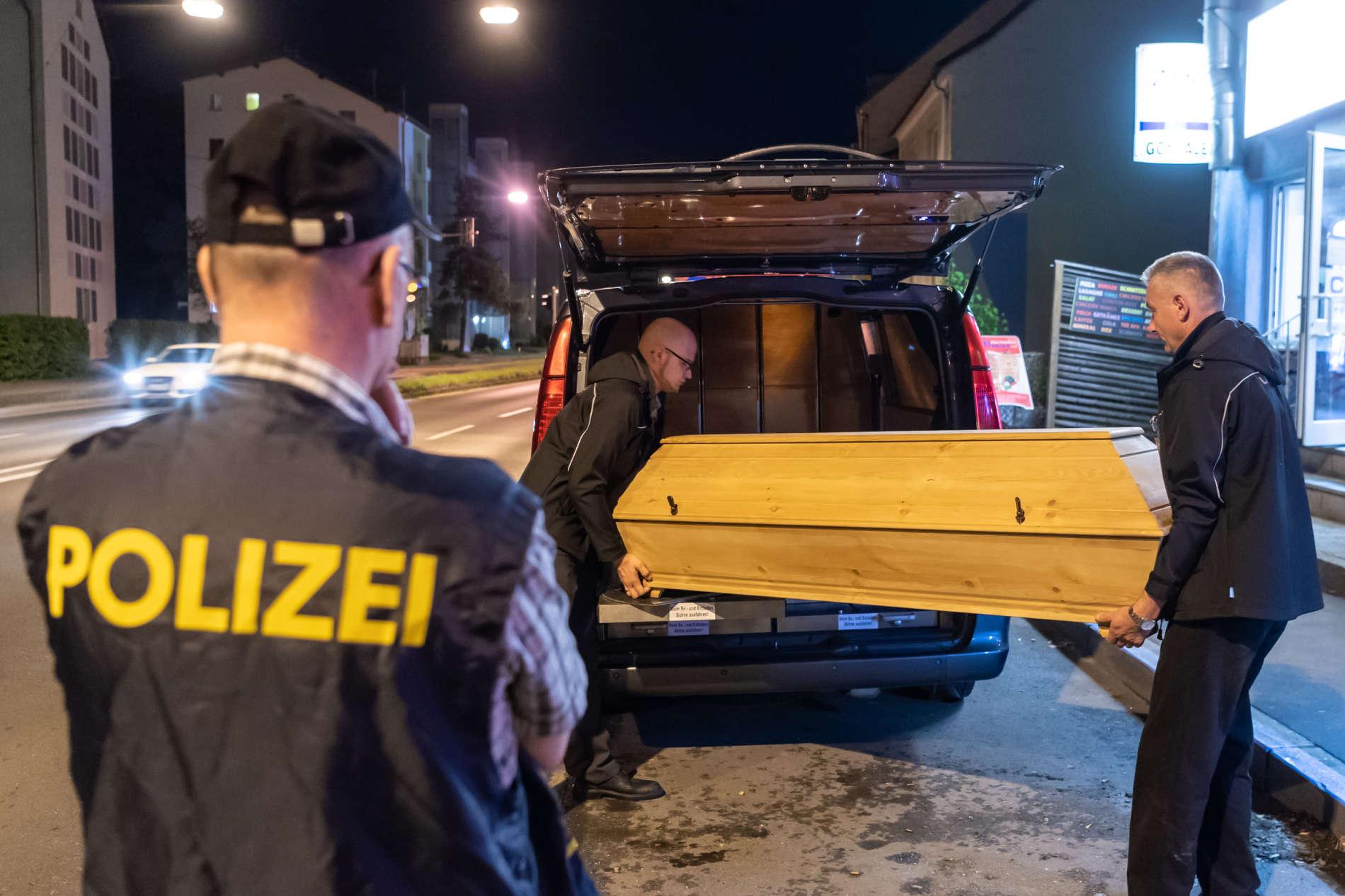 OBERSTERREICH: WOHNUNGSBRAND IN LINZ FORDERTE EIN TODESOPFE