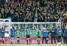 Die SV Ried hofft auf den dritten Sieg in Folge und endlich wieder stimmkräftige Unterstützung durch die Fans.