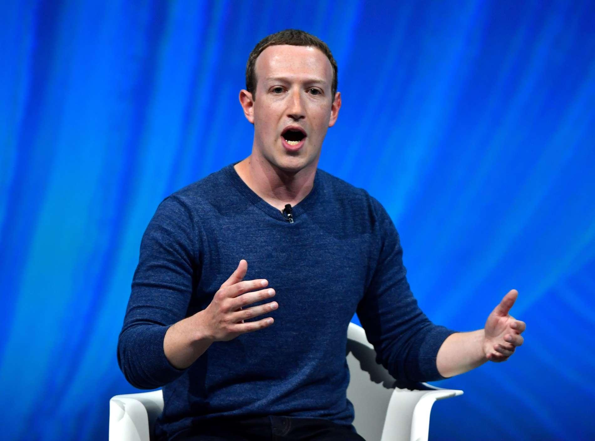 Auf Facebook-Chef Mark Zuckerberg könnten mit den neuen Datenschutzrichtlinien Probleme zukommen.