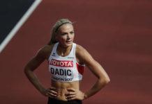 Ivona Dadic versprüht rund zwei Monate vor der EM volle Zuversicht, hofft, verletzungsfrei zu bleiben.