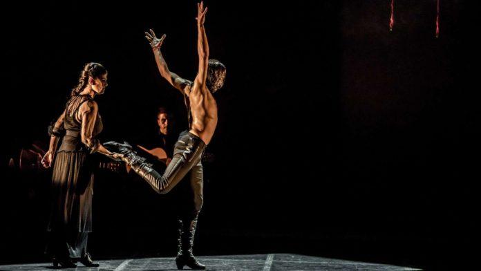 Flamenco-Tänzer Eduardo Guerrero