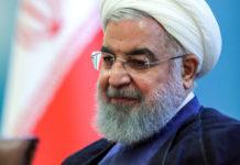 """Hassan Rouhani: """"Mister Trump, spielen Sie nicht mit dem Schwanz des Löwen. Dies würde nur zu Bedauern führen."""""""