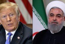 Kommen die Präsidenten Trump und Rohani (l.) bald zusammen?
