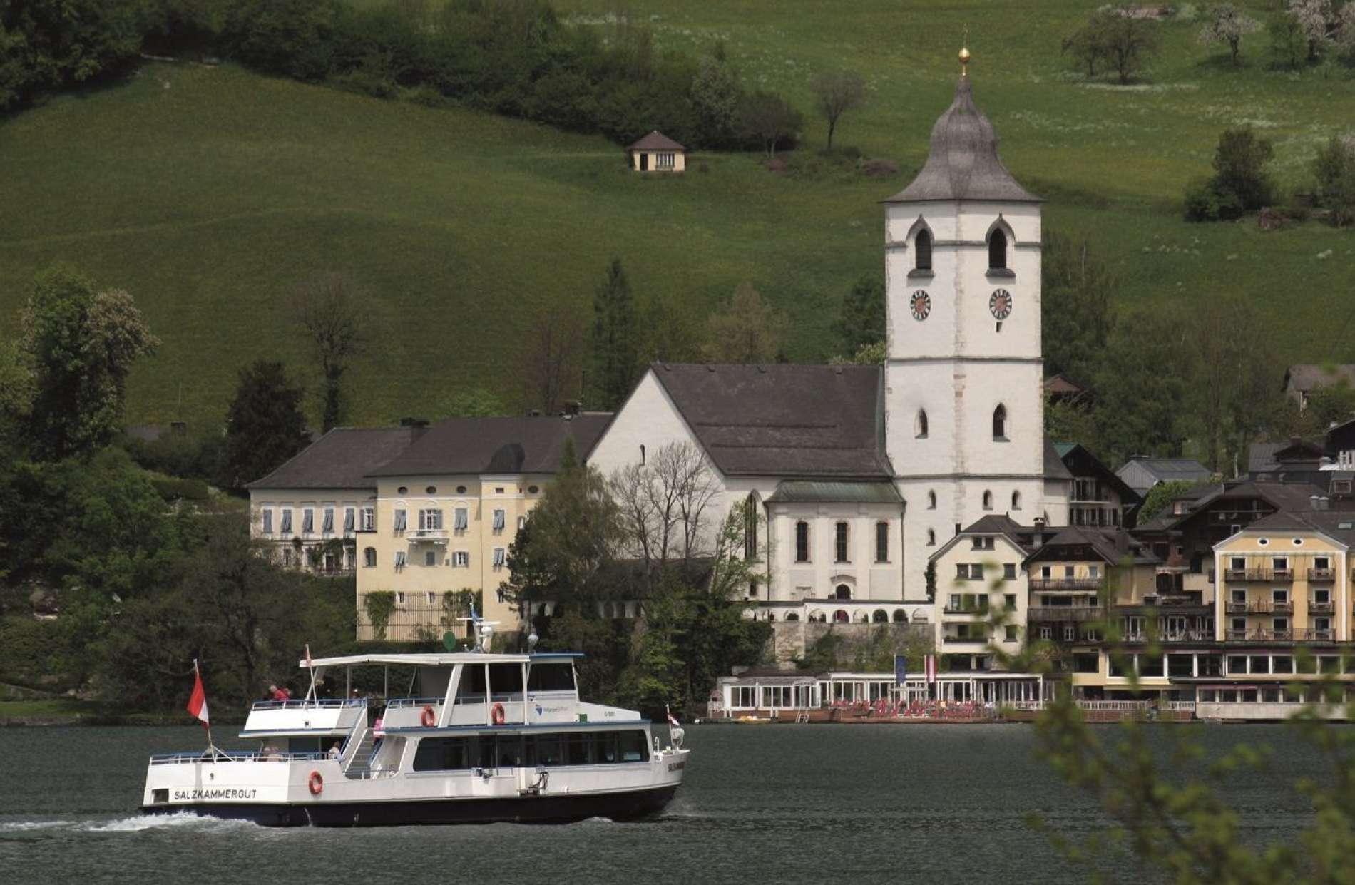 Im Ranking der beliebtesten Ausflugsziele in OÖ rangiert die Wolfgangseeschifffahrt hinter der Linzer Pöstlingbergbahn auf Platz zwei. Dahinter folgen laut einer neuen Studie der Nationalpark Kalkalpen, die Salzwelten Hallstatt und die Schafbergbahn.