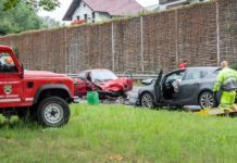 Ein Todesopfer und drei Verletzte bei Verkehrsunfall in Gmun