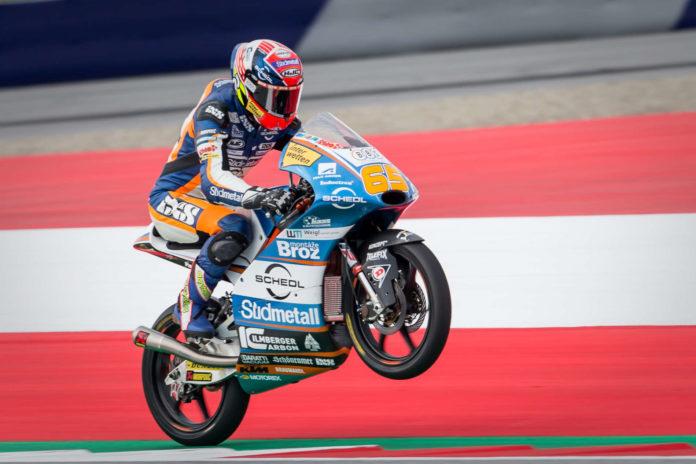 Aufstieg perfekt: Der Bayer Philipp Öttl wird 2019 nicht mehr in der Moto3, sondern in der Moto2 für das Tech3-Team Gas geben.