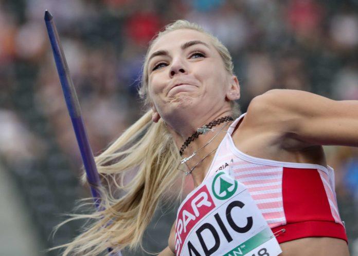 Der Speerwurf kostete Ivona Dadic am Ende die heiß ersehnte Medaille.