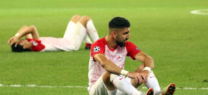Während Roter Stern Belgrad ausgelassen feierte, herrschte bei Salzburg nach dem erneuten Verpassen der Champions League Fassungslosigkeit.