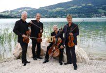 Das Auryn Quartett feiert die 30. Auflage der Musiktage Mondsee.