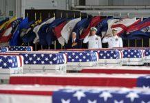 """""""Liebenswürdig"""": Diktator Kim schickte den USA die Gebeine von gefallenen US-Soldaten."""