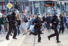 In Chemnitz gehen nach der tödlichen Messerstecherei die Wogen hoch.