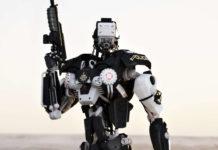 Robotersoldaten sind zwar noch nicht Realität, aber es ist nur eine Frage der Zeit, bis autonome Waffen in Kriege ziehen und auch außer Kontrolle geraten könnten.