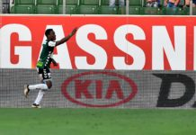 Torschütze Edrisa Lubega und die SV Ried tanzten den Mambo an die Tabellenspitze der zweiten Liga.