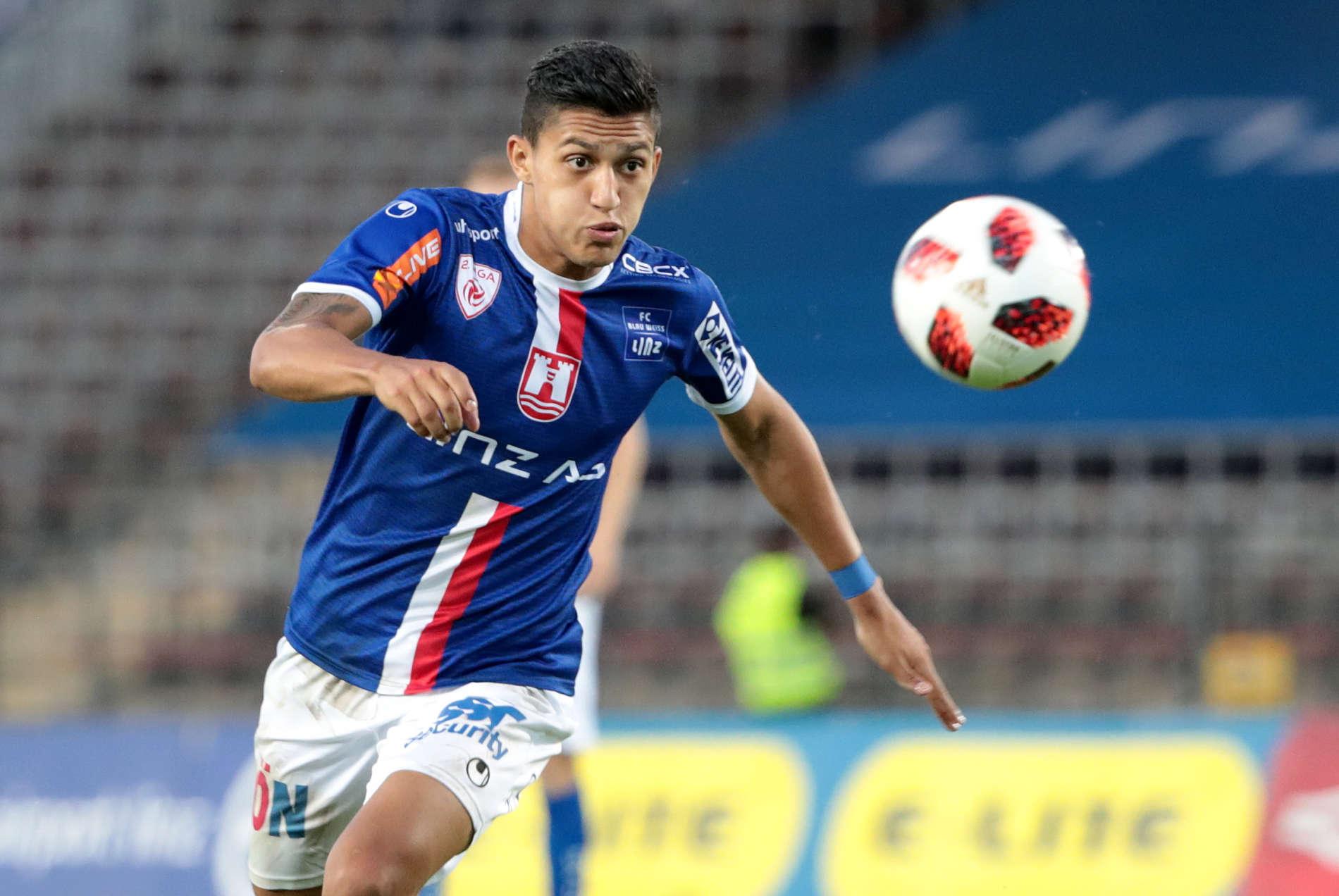 Mit vier Treffern führt Alan Lima Carius, kurz Alan, die Torschützenliste der Zweiten Liga an. In Wattens will der Brasilianer nachlegen.