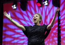 Bestens disponiert: Sopranistin Annette Dasch