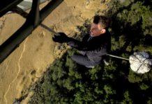 Eigentlich ist für ihn nichts unmöglich: Tom Cruise in Aktion!