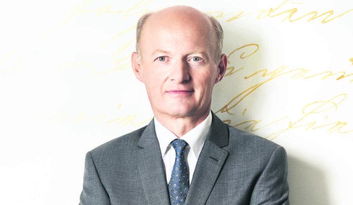 """Oberbank-Generaldirektor Franz Gasselsberger: """"Im Kreditgeschäft sind wir als Bank eine Macht."""""""
